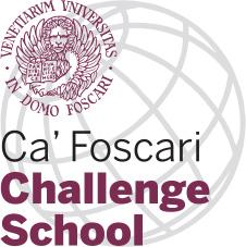 Logo Ca' Foscari Challenge School