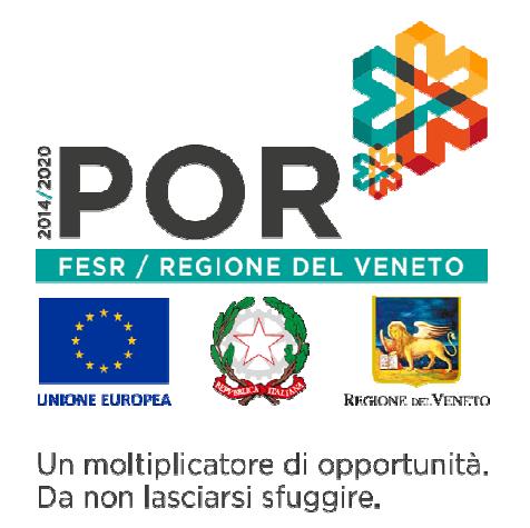 Foto Nuovi Bandi Regione del Veneto – POR FESR 2014-2020