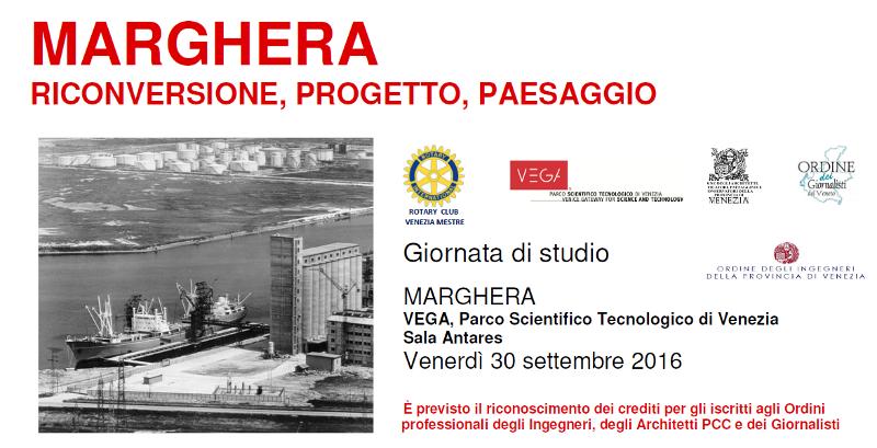 """Foto Giornata di studio """"Marghera: riconversione, progetto, paesaggio"""""""