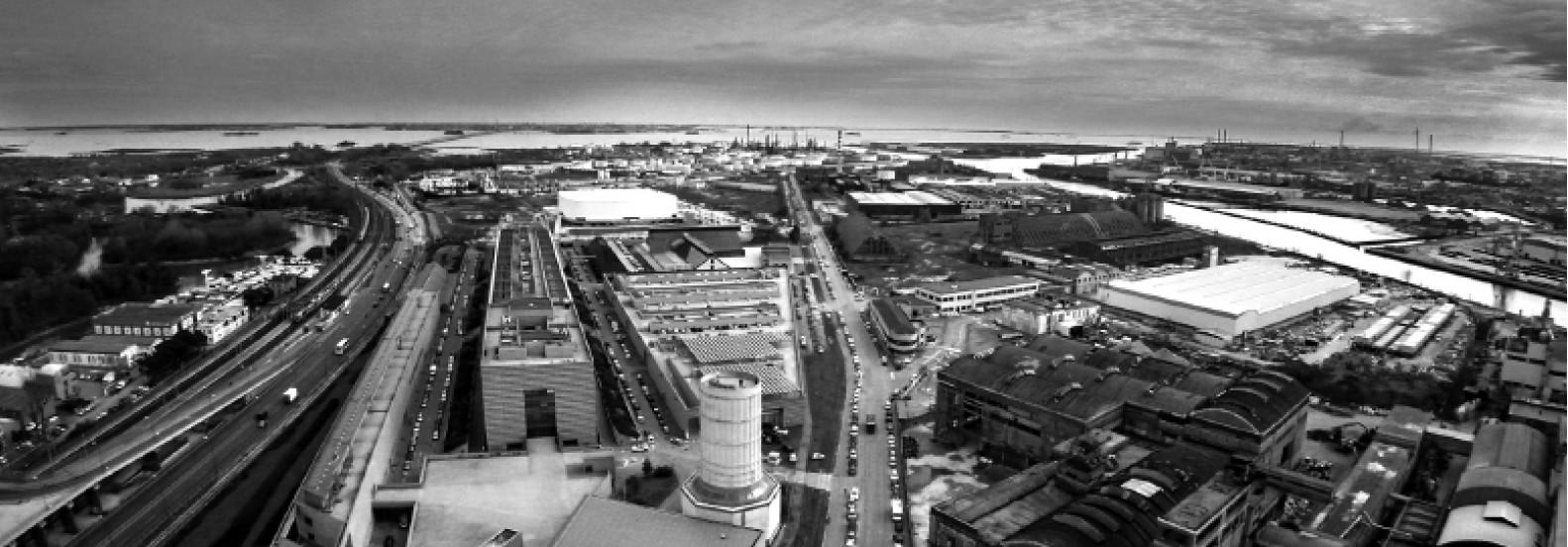 Foto Vega Waterfront – La rigenerazione urbana e l'innovazione del parco scientifico e tecnologico di Venezia