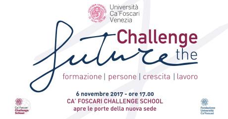 Foto Evento inaugurale – Nuova sede Ca' Foscari Challenge School