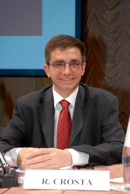 Foto Roberto Crosta nominato Segretario Generale dell'Unione Regionale