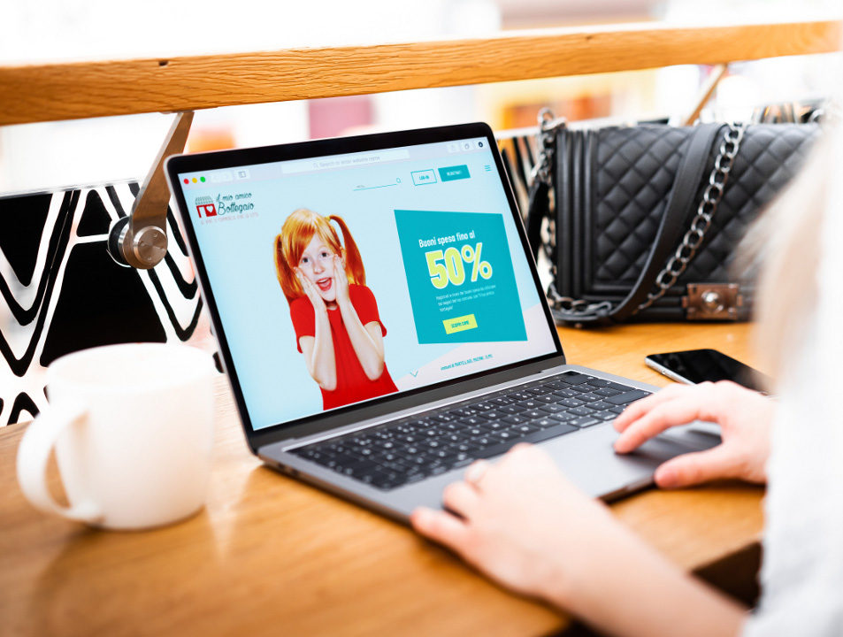 Foto La web app di RETEBOTTEGA volano per gli acquisti nei negozi di vicinato